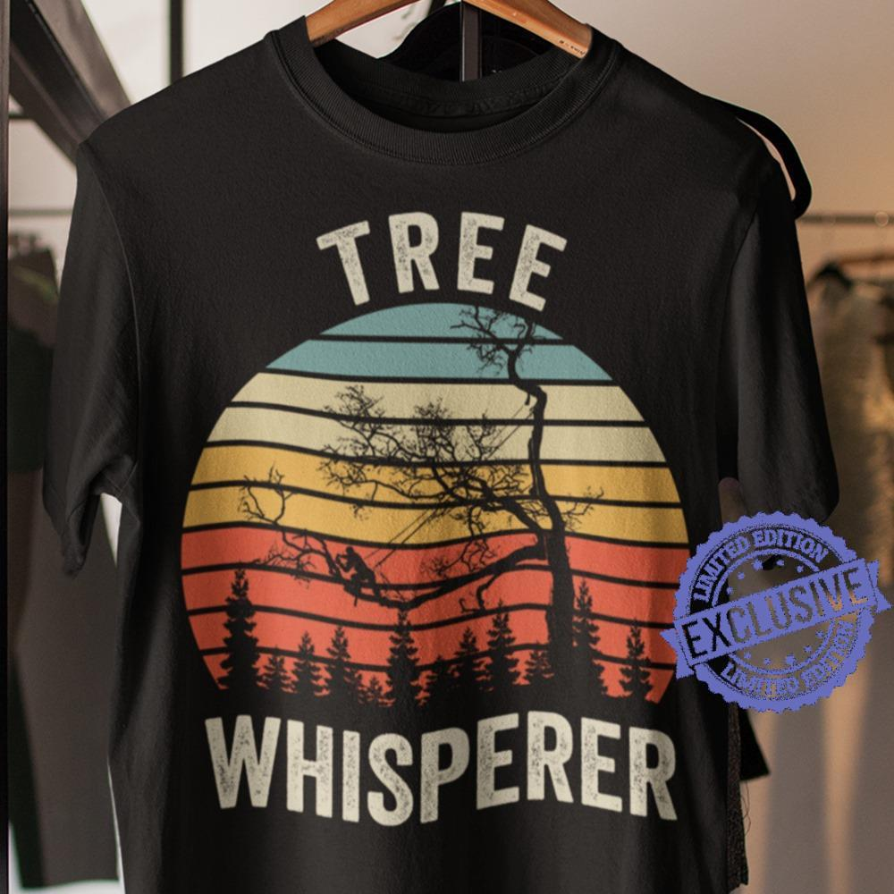 Tree whisperer shirt